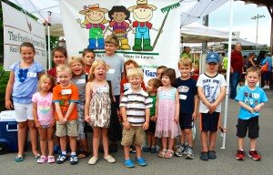 "Our ""junior farmers"" loved their field trip to the Franklin Farmers Market!"