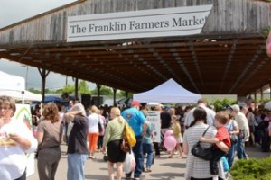 Record Crowd Gobbles up Farm Fresh Strawberries