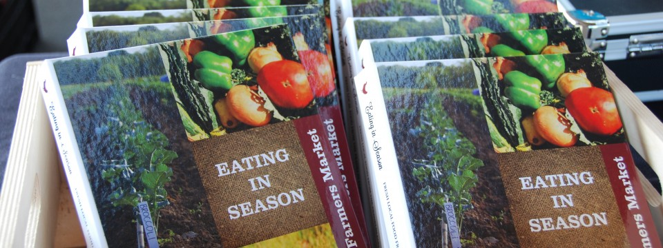 Eating in Season Cook Book