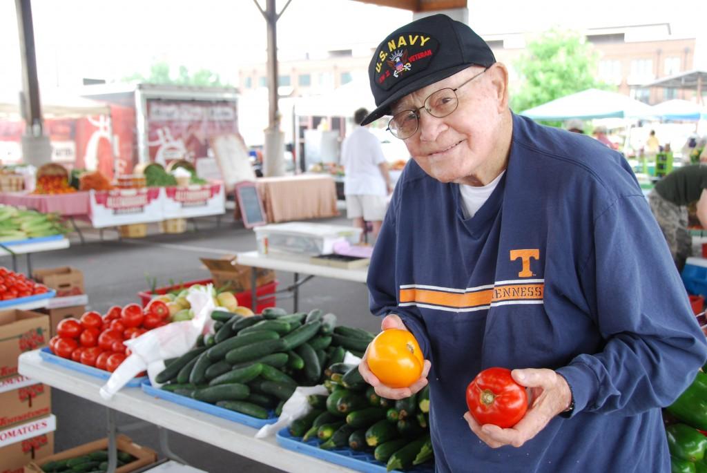 Cecil Bronnenberg, Tomato Farmer