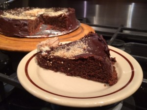 Jones Mill Flourless Chocolate Cake