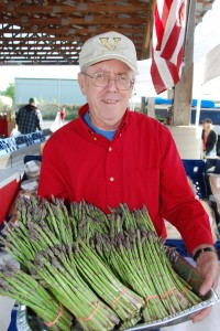 Jones Mill Farm Asparagus