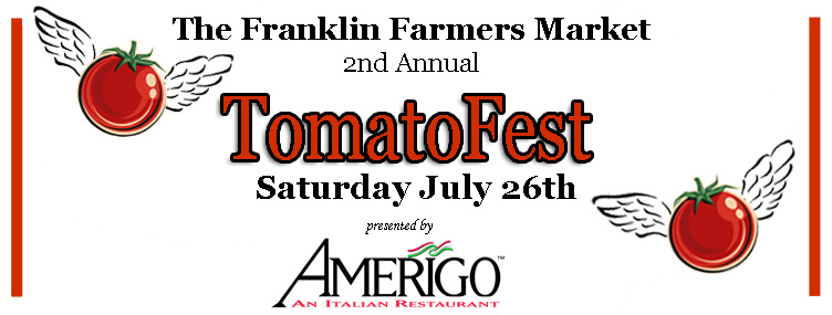 Franklin Tomato Festival July 27th 2014
