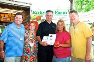 Kirkview Farm 3rd Place Hybrid Tomato