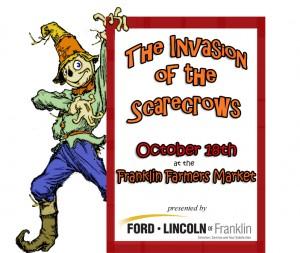 Invasion Scarecrows