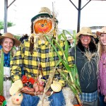 franklin scarecrows