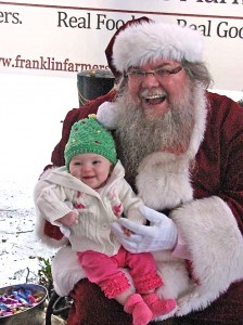 Santa Franklin tn