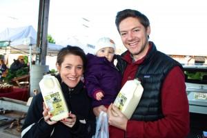 hatcher milk