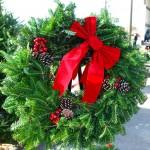 local christmas wreaths