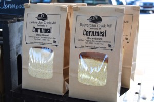stone ground cornmeal