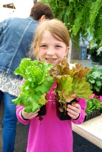 Kids love Lettuce!