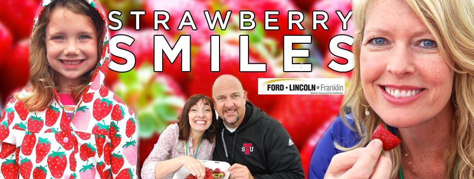 Franklin Strawberry Festival Smiles