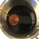 balsamic honey reduction