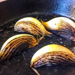 charred candied onions