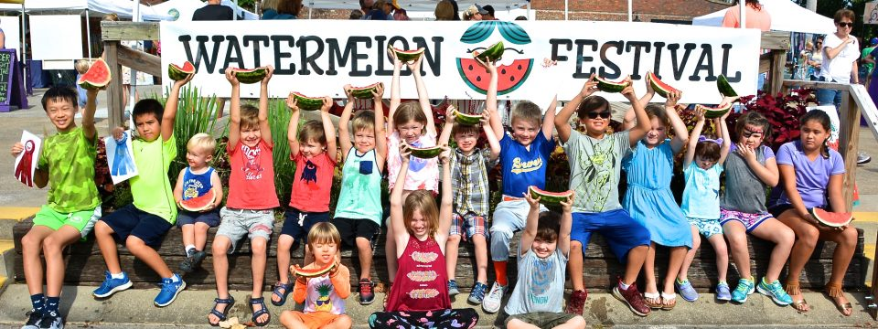 Franklin Watermelon Festival 2017