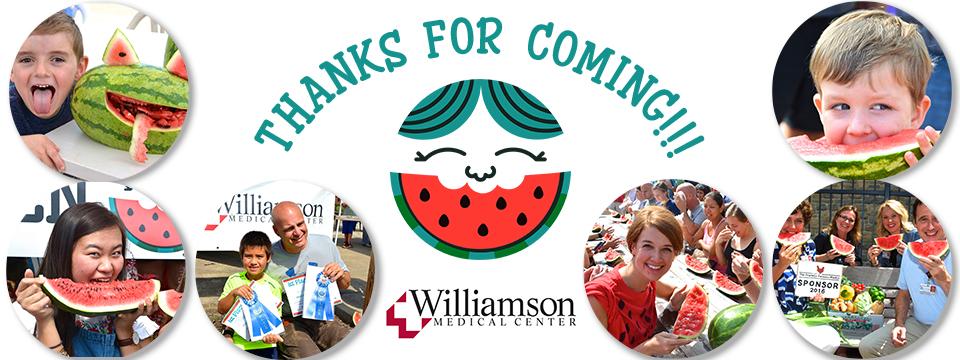 Franklin Watermelon Festival Thank You