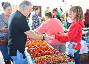 Sept 2nd Market Day Photos