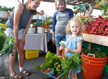 June 16th Market Day Photos