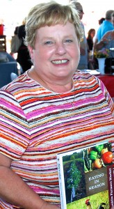 Franklin Farmers Market Volunteer Sharon