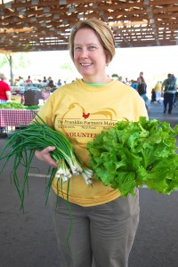 Farmers Market Volunteer
