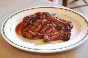 Local Farm Grilled Steaks