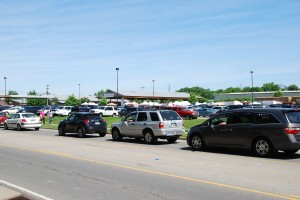 Franklin Farmers Market traffic