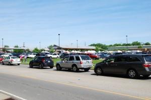Franklin Farmers Market traffic