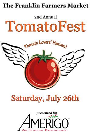 Franklin Tomato Fest