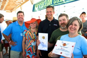 Beaverdam Creek Farm 3rd Place Heirloom Tomato