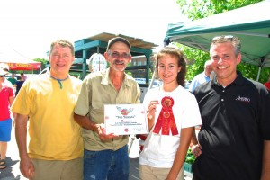 Colbert Farm 2nd Place Heirloom Tomato