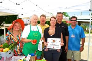 Delvin Farms 3rd Place Hybrid Tomato