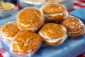 pumpkin woopie pies