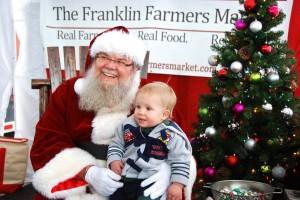 santa franklin farmers Market