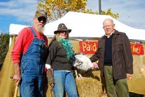 pardoning if the turkey