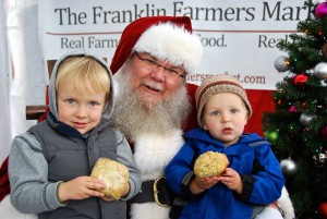 Santa in Frankin TN