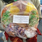 Mardi Gras King Cake from Jones Mill Farm