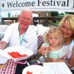 Tomato Festival Judges