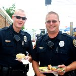 Franklin Police Officers