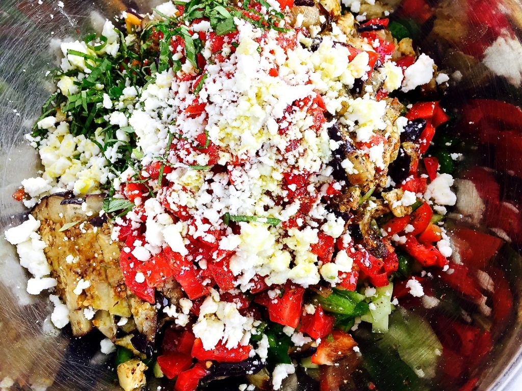 Summer Greek Salad