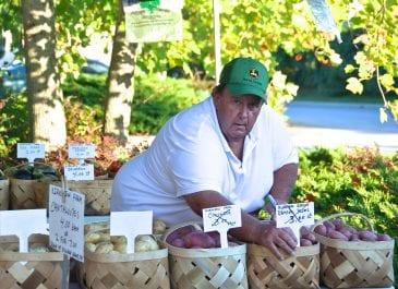 Sept 15th Market Day Photos