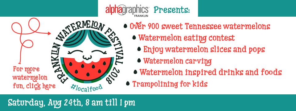 Watermelon Festival 2019 nc
