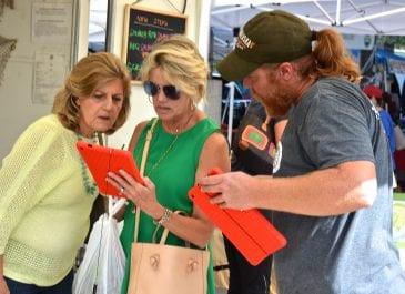 Sept 7th Market Day Photos