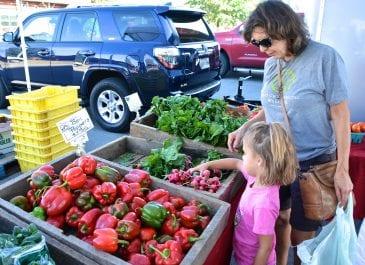 Sept 21st Market Day Photos